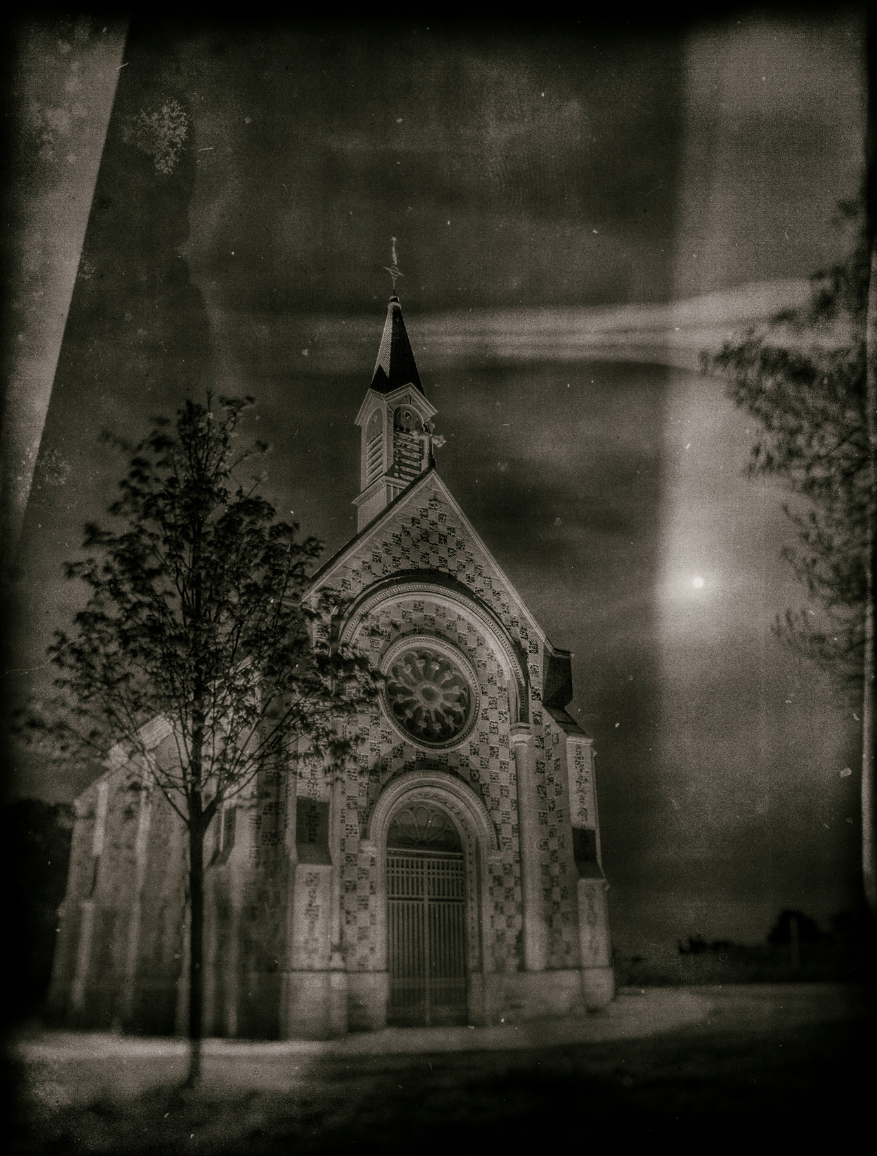 Meilleur Club Chartres Objectif photo 13 La Chapelle de Saint Valery de Georget Christian